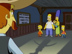 The Simpsons 19x08 : Funeral for a Fiend- Seriesaddict